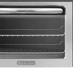 Kitchen Aid Ovens Pantries Kitchenaid Kco222ob 1440 Watts Toaster Oven Ebay