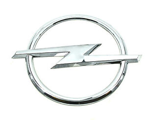 Genuine New OPEL BOOT BADGE for Astra H Hatch & GTC Sport