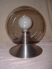 Vintage Raak Bubble Lamp Danish/Mid-Century Modern Atomic ...