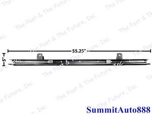 55 56 57 58 59 Chevy Pickup Truck Floor Bed Rear Cross