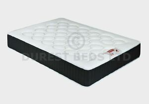 Image Is Loading Black 10 034 Memory Foam Pocket Sprung Mattress