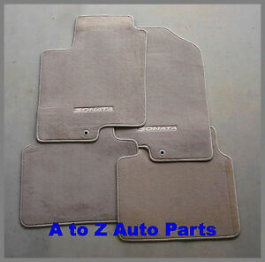 NEW 20062008 Hyundai Sonata BEIGE FRONT  REAR set of