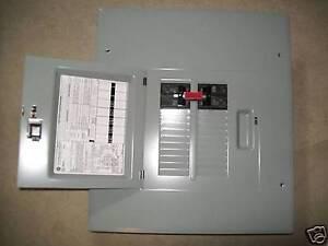 100a Circuit Breaker Wiring Diagram Ge 100a 60a Generator Transfer Switch Breaker Box 20
