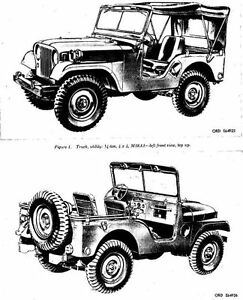 182 page M38A1 M38A1C M170 JEEP TM 9-2320-208-34P Repair