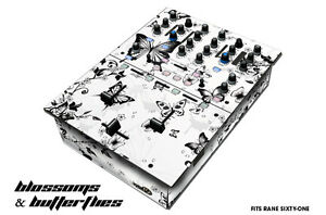Skin Decal Wrap for RANE Sixty-One DJ Mixer CD Pro Audio