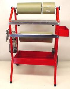 MASKING MACHINE WITH 3PAPER ROLLS 6quot12quot18quot 18039 3