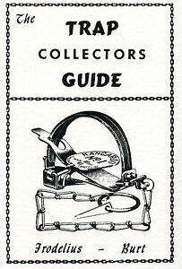 TRAPS TRAPPING COLLECTING GUIDE VERMIN FUR SHOOTING