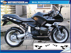 BMW r1100s R 1100 S BoxerCup Sticker klebedekore Stickers
