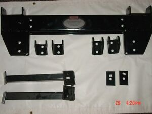 western snow plow wiring diagram ford 95 dodge ram 1500 radio new 99+ chevy gm unimount mount uni hitch bracket cheverolet | ebay