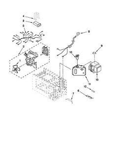M0805101 MICROWAVE CERAMIC FUSE MAYTAG AMANA MAGIC CHEF