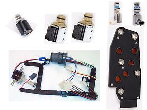 4l60e 4l65e Solenoid Set Including Wire Harnes