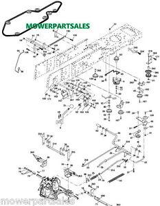 Jonsered HYD Transmission Drive Belt Kevlar LT2114CA