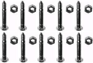 (10) SHEAR PINS / BOLTS for Ariens 51001500 & 510015 Snow