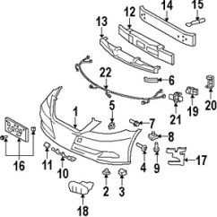 Lexus Rx300 Exhaust System Diagram Alarm Pir Wiring 2001 Is300 Acura Tl ~ Odicis