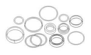 New Hydraulic Packing Lift Cylinder Seal Kit for Case