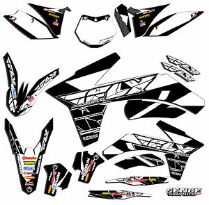FITS KTM 2005 2006 SX 125 250 450 525 GRAPHICS KIT DECO