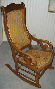 conant ball chair metal arm chairs vintage,cane back,rattan rocking chair,rocker,famous ball,furniture,used   ebay