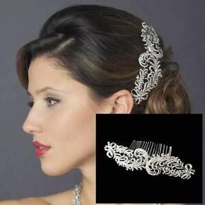 art deco vintage style wedding hair b bridal hair accessories headpiece ebay