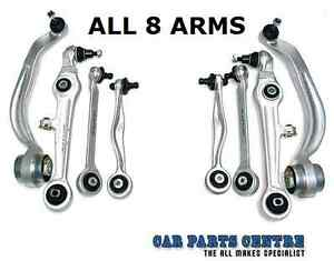 FOR AUDI A4 A6 VW PASSAT FRONT UPPER LOWER REAR SUSPENSION