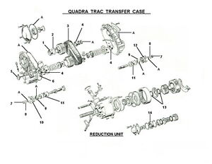 J8122991 JEEP QUADRA-TRAC EMERGENCY DRIVE VALVE, ON