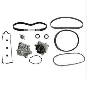 Honda Accord 86-88 L4 2.0L Timing Belt W/ Water Pump Seals