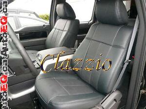 20152016 Ford F150 Super Cab  Clazzio Leather Seat Cover
