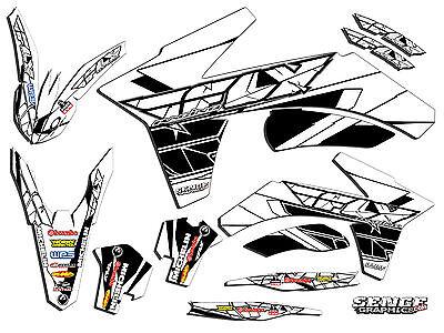 FITS KTM 2005 2006 SX 125 250 450 525 GRAPHICS KIT DECO