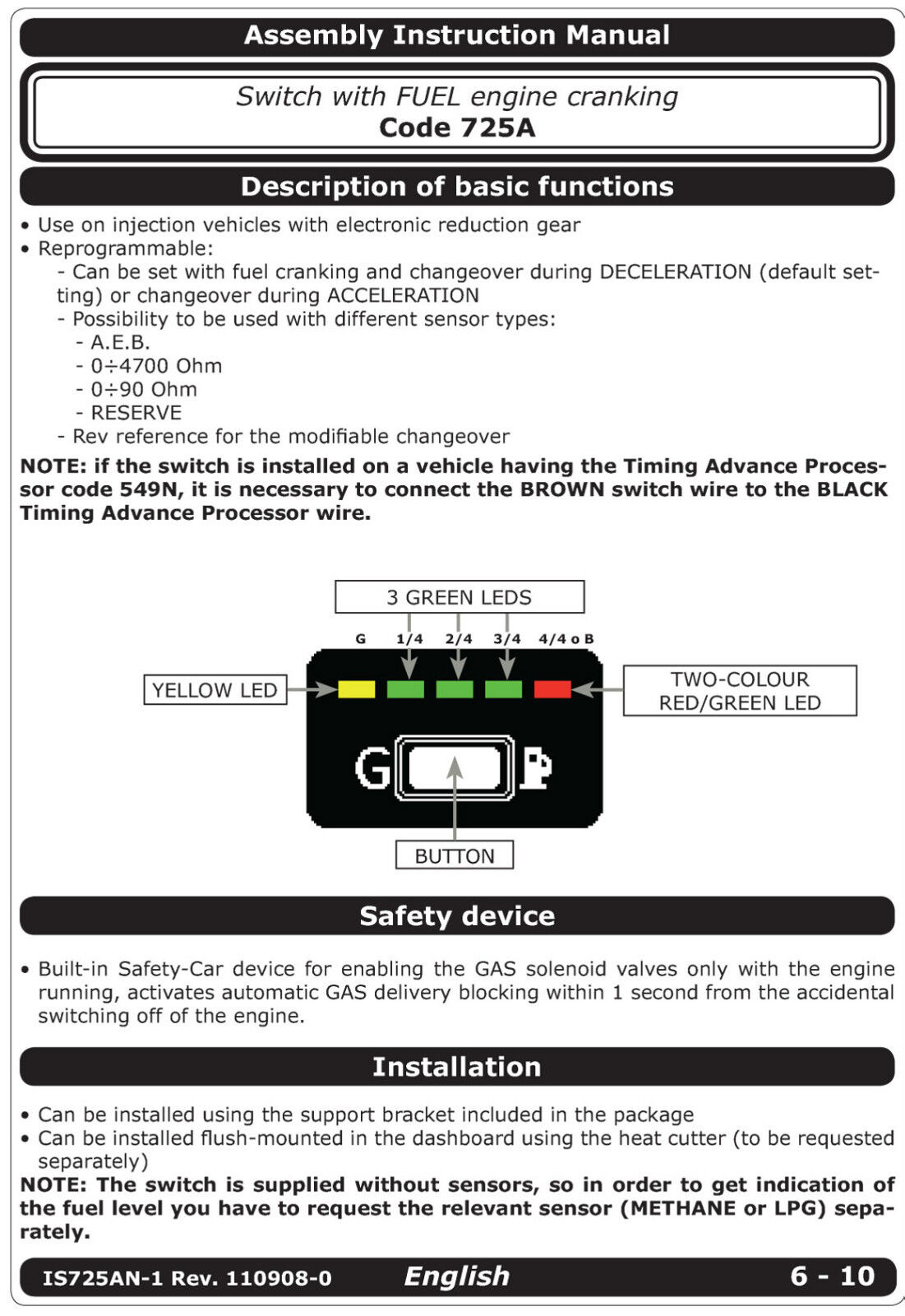 hight resolution of automotive lpg wiring diagram wiring diagrams chevy truck diagrams aeb 725 dash switch gauge kit