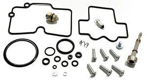 KTM EXC-G Racing 400, 2004-2005, Carb / Carburetor Repair