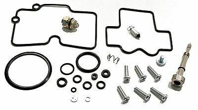 KTM EXC-G Racing 400, 2004-2005, Carb / Carburetor Repair