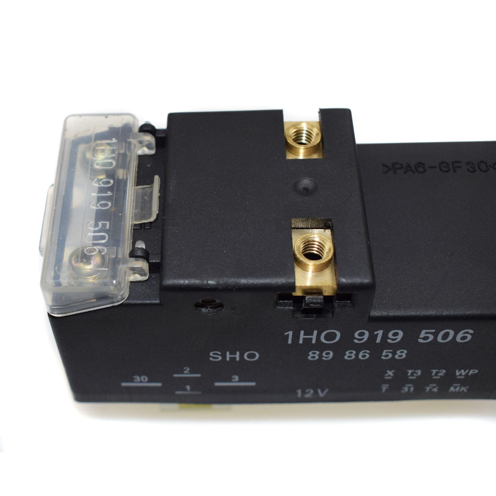 hight resolution of buy cooling fan switch relay radiator for 92 93 94 vw golf jetta corrado 1h0919506 online ebay
