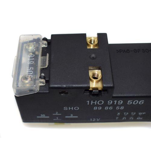 small resolution of buy cooling fan switch relay radiator for 92 93 94 vw golf jetta corrado 1h0919506 online ebay