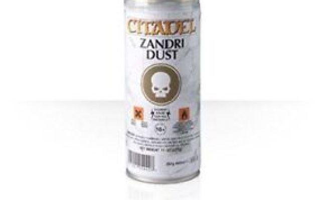 Warhammer 40k Games Workshop Citadel Zandri Dust Spray 62