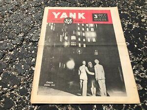 MAY 11 1945 YANK military magazine WWII (BRITISH) pinup ...