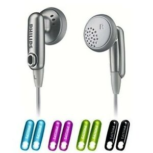 Philips SHE2610 In-Ear Headphones Mix & Match with 5 Sets Interchangeabl