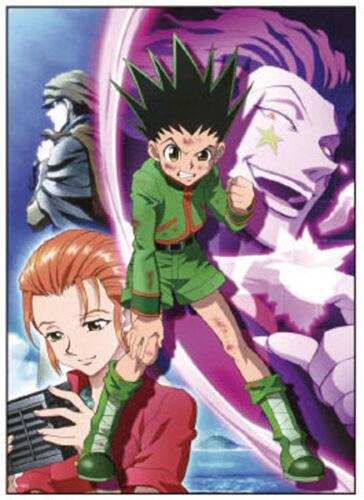 anime hunter x hunter poster group high grade glossy laminated kunst autrement dit antiquitaten kunst