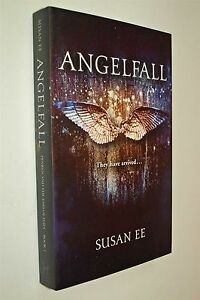 Angelfall Penryn And The End Of Days Book One 1 By Susan Ee Fantasy