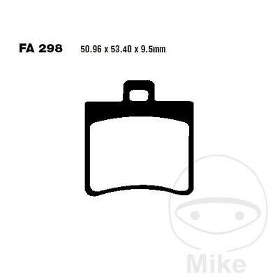 EBC SFA Scooter Rear Brake Pads SFA298 Aprilia Sportcity