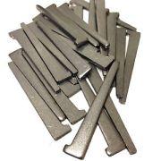 65mm bright cut flooring brad steel