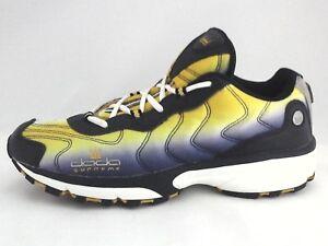 DADA SUPREME Shoes Purple/Yellow Ombre Sneakers Men's US 11 EU 45 1/3 ULTRA RARE   eBay