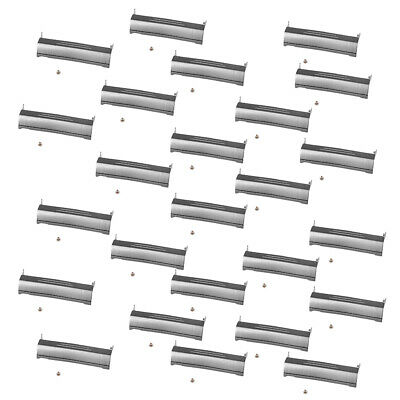 25x Hard Drive Cover HDD Caddy Door Lid+Screws For Dell