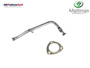 LAND ROVER DISCOVERY TD5 DE CAT PIPE TD5 EXHAUST DOWN PIPE