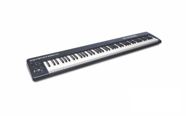 M-Audio Keystation 88 II 88-Key USB Keyboard MIDI