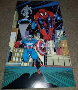 details about marvel comics
