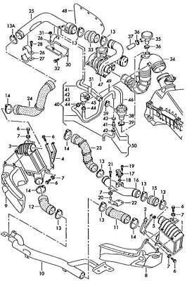 Genuine AUDI SEAT A3 S3 Sportback Lim. quattro. Pressure
