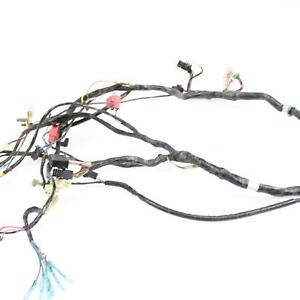 2007 kawasaki ninja 500r OEM MAIN ENGINE WIRING HARNESS