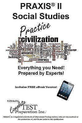 Praxis Social Studies Practice! : Practice Test Questions