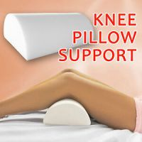 BACKACHE Neck Knee SUPPORT PILLOW BACK LOWER BACK PAIN ...