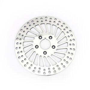 Front Brake Rotor Disc For Sportster XLH883 Dyna FXR FLST