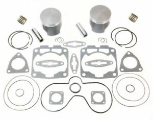 2004 2005 Polaris 600 RMK SPI Pistons Bearings Gaskets Top